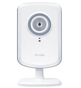 DCS-930L nanny cam with audio