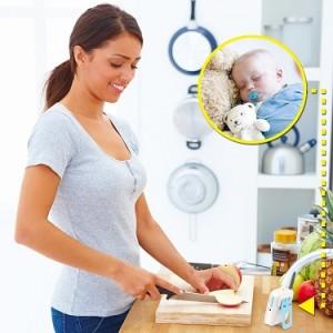 Infant Optics DXR-5 -baby monitor