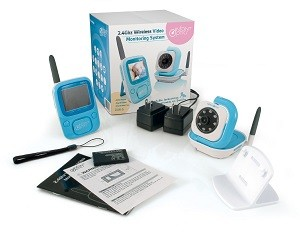 Infant Optics DXR-5 baby monitor