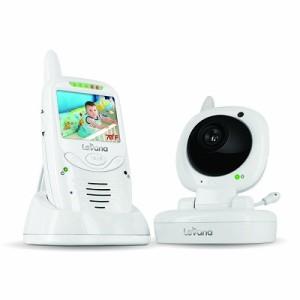 levana jena digital baby video monitor with 2.4 display