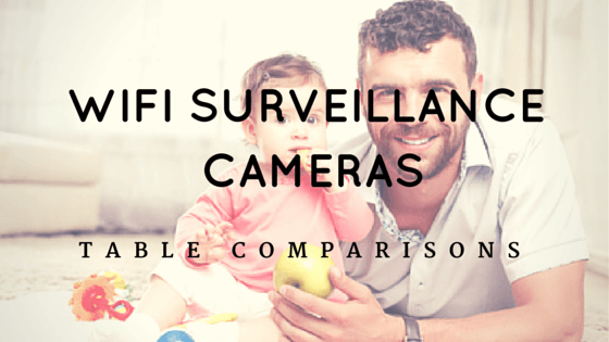 a WIFI surveillance camera will keep your family safe