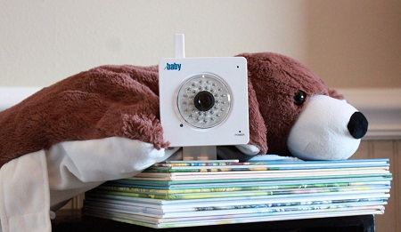 WiFi Baby 2.0 - WiFi Baby Monitor