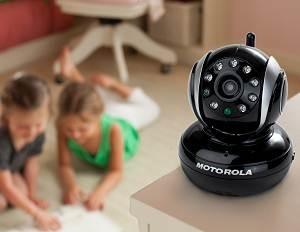 Motorola Blink1 nanny cam review