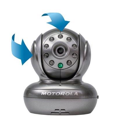 Motorola Blink 1 baby monitor