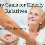 Nanny cams for elderly relatives