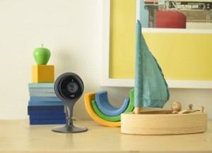 Nest Cam Security Camera - Nanny Cam