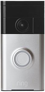 Ring Wi-Fi Enabled Video Doorbell - home security