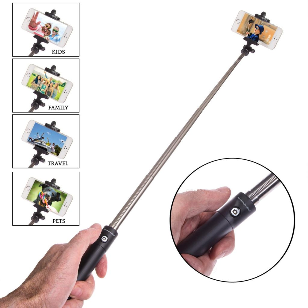 The Memory Journalists MJ Selfie Stick - mothers day gift ideas