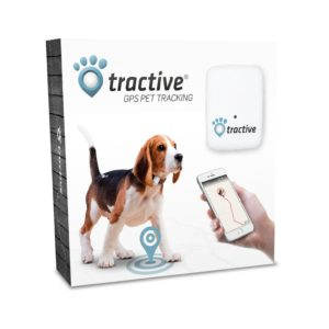 Tractive GPS Pet Tracker - last minute mothers day gifts