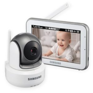 Samsung SEW 3043W baby video monitor