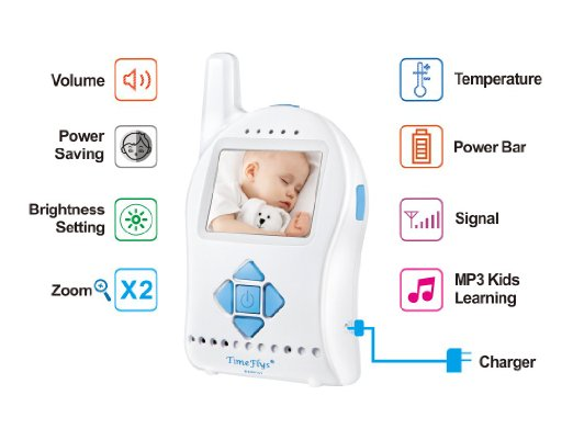 Timeflys Video Baby Monitor