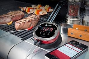 smart home gadgets - iGrill2 Bluetooth Thermometer