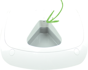 Feed and Go Smart Pet Feeder pet cam