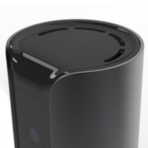Canary Home Security Device - black