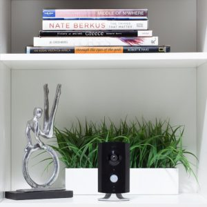 Piper nv Smart Home Security System - black
