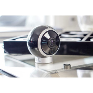 ALLie 360° Security Camera with Dual Fisheye Lens