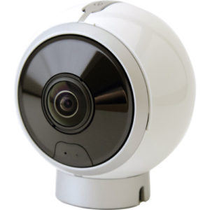 ALLie 360° Security Camera with Dual Fisheye Lens - white