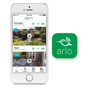Arlo Home Security Cameras