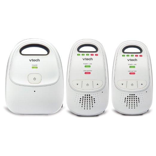 VTech 2 Safe & Sound Digital Audio Baby Monitor