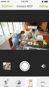 iSmartAlarm iCamera Keep review