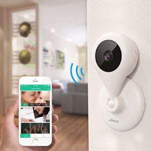 MiSafes Mini Wireless Surveillance Camera
