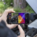 Seek Thermal CompactXR Extended Range Thermal Imager for smartphones - cool gadgets for christmas