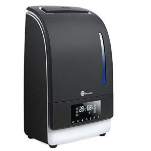 TaoTronics Ultrasonic Warm & Cool Mist Humidifier