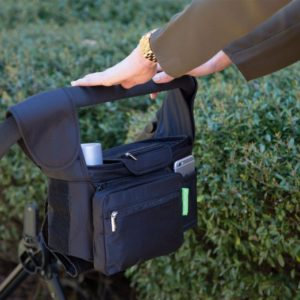 Best stroller organizer bag by Ethan and Emma
