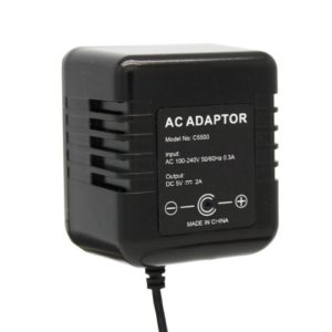 AC Adapter 720p HD Camera - Spy Cam Video
