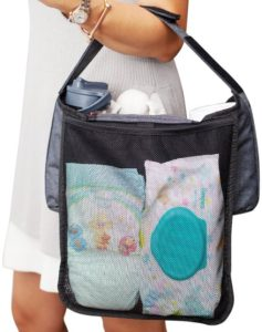 Deluxe Stroller Organizer bag by Dwelling Place