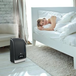 TaoTronics warm & cool humidifier