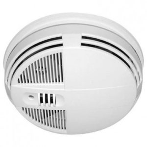 Xtremelife Smoke Detector Camera - concealed motion detector camera