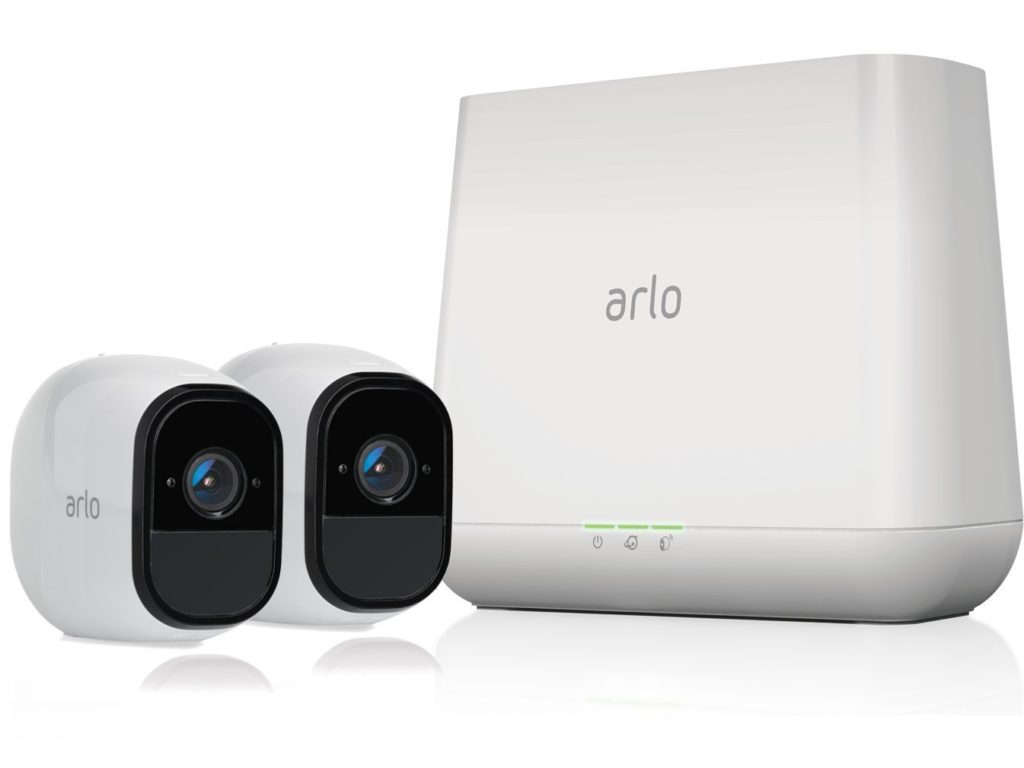Arlo Pro Indoor/Outdoor Security System