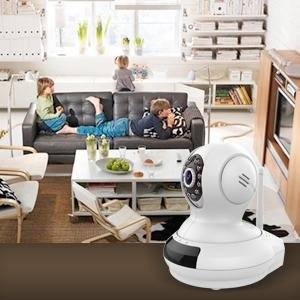 Cirrus i6 - Indoor Pan Tilt Cloud Security Camera