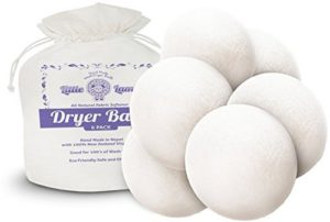 Little Lamb Wool Dryer Balls - baby shower gifts