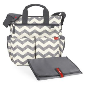 Skip Hop Baby Duo Signature Diaper Bag - baby shower gifts