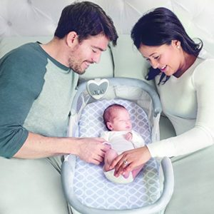 SwaddleMe By Your Side Deluxe Sleeper