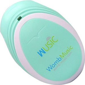 Womb Music Heartbeat Baby Monitor by Wusic - baby shower gifts