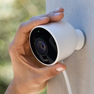 Nest Cam Outdoor Security Camera - home automation and security