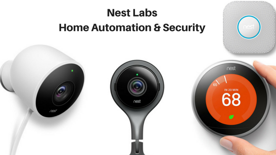 Nest Labs home automation and security