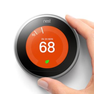 Nest Thermostat - home automation and security