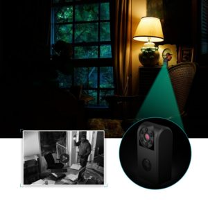 Conbrov T11 720p Mini Spy Hidden Camera and Video Recorder