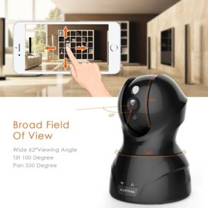 Kamtron HD WiFi IP Camera and Nanny Cam
