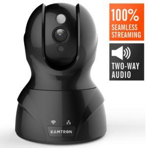 Kamtron HD WiFi IP Camera and Nanny Cam