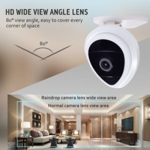 NexGadget Mini IP Wireless Security Camera