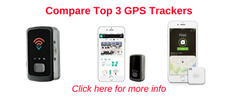 TOP 3 GPS Trackers