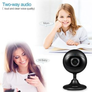 Wansview Home Security Camera and Nanny Cam