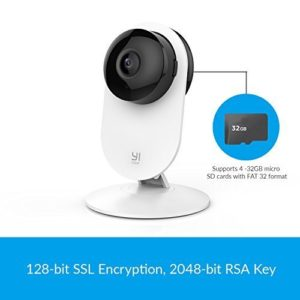 YI 1080p Wireless IP Home Security Camera & Nanny Cam - Review