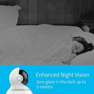 YI Dome IP Security Camera and Nanny Cam
