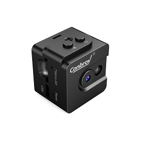 Conbrov T16 720P Mini Spy Cam - Hidden Camera